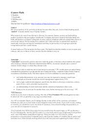 Sample Bank Resume by Collection Of Solutions Investment Banking Analyst Sample Resume