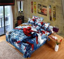 Superhero Comforter Compare Prices On Spiderman Comforter Set Online Shopping Buy Low