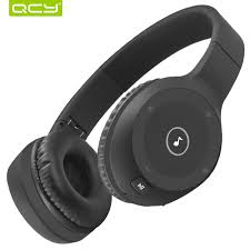 aliexpress qcy qcy j1 noise reduction bluetooth stereo headphones wireless