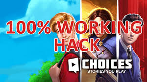 choices stories you play hack unlimited keys and diamonds android