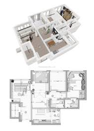 space planning a 90 square metre apartment u2013 heartland folks