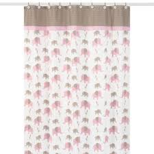 Shower Curtains Bed Bath And Beyond Buy Pink Shower Curtain From Bed Bath U0026 Beyond
