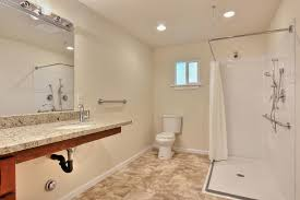 barrier free bathroom design home modifications and independence seattle wa barrier free
