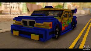 minecraft dump truck minecraft elegant for gta san andreas
