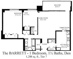 House Floorplans Skyline House Unit Owners Association Shuoa