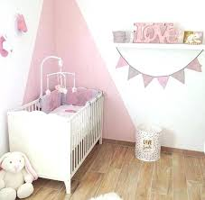 chambre de fille bebe idee peinture chambre fille decoration chambre bebe mixte idee