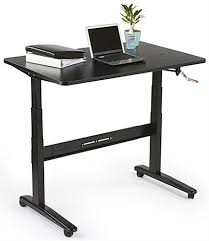 Sit To Stand Desk Manual Sit Stand Desk 48 X 30 Tabletop