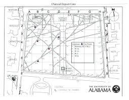 Map Of Alabama Cities Tailgating Ua Gameday