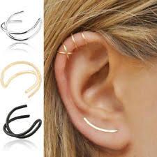 cartilage cuff earrings cartilage ear cuff earrings ebay
