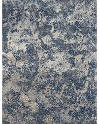Blue Area Rugs Savings On Jaipur Living Kali Knotted Abstract Blue