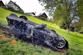 p1 crash breaking richard hammond involved in another crash grand tour