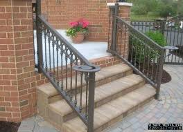Home Depot Stair Railings Interior Outdoor Stair Railing Home Depot Wrought Iron Railings Home Depot
