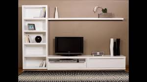 lcd tv cabinet designs youtube minimalist corner wall unit designs