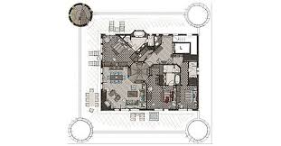 winter palace floor plan luxury suites gstaad palace