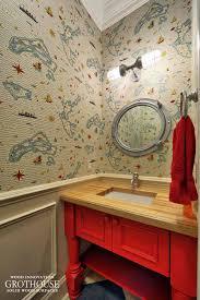 Luxury Powder Room Vanities Wood Bathroom Countertops Wood Countertop Butcherblock And Bar