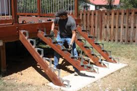 deck stairs u2014step by step extreme how to