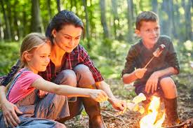 13 kid friendly campfire stories with just a bite of fright