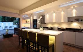 Small Kitchen Diner Ideas Kitchen Diner Lighting Ideas Home Design Ideas