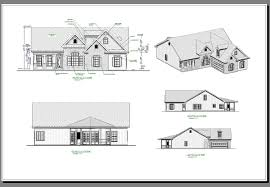 the house designers house plans the aberdeen 6923 3 bedrooms and 2 baths the house designers
