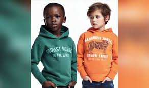 H M Apologizes For Coolest Monkey Sweatshirt And Featuring Black Child