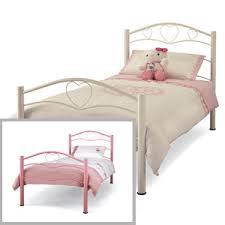 Metal Bed Frames Single Pink Metal Single Bed Frame Bed Frame Katalog F282aa951cfc
