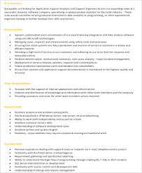 software support engineer job description job performance