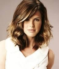 hair cuts that create more volume medium length haircuts with bangs