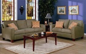 Microfiber Sofa And Loveseat Amazon Com 2pc Contemporary Style Olive Green Microfiber Sofa