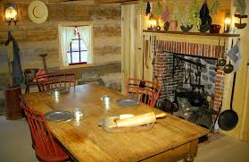smith log home