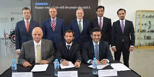 mercedes finacial daimler financial services launches mercedes finance in abu