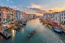 Italy Time Zone Map by What To Know About Gondola Rides In Venice Italy