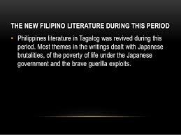 themes in literature in the 21st century philippine literature the contemporary period