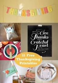 free thanksgiving play set printables keep busy at the