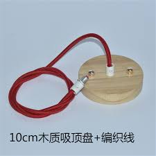 how to wire a pendant light wooden ceiling rose with braided cable wire for pendant l vintage