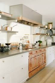 decor inspiration gorgeous gold and rose kitchens cool chic