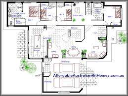 Affordable Home Plans Affordable 4 Bedroom House Plans Placement Home Building Plans