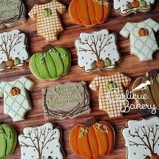 best 25 pumpkin sugar cookies decorated ideas on