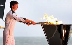 When Did Muhammad Ali Light The Olympic Torch London 2012 Olympics Five Athletes May Light Flame At Opening