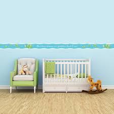 frise autocollante chambre bébé frise adhésive chambre de bébé clikétoile