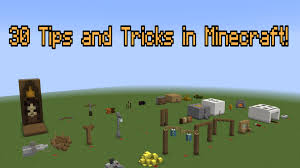 30 more building tricks and tips in minecraft youtube