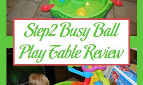 step2 busy ball play table busy ball play table