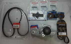 2006 honda pilot timing belt replacement genuine water timing belt sealkit w tensioners fits