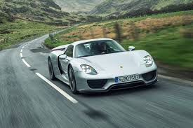 porsche 918 front porsche 918 spyder reimagined with a 2018 facelift automobile