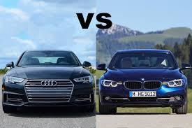 bmw 328i xdrive vs audi a4 quattro 2017 audi a4 vs 2017 bmw 3 series