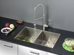 30 inch undermount double kitchen sink ruvati rvh7350 nesta undermount 16 gauge 30 inch stainless s
