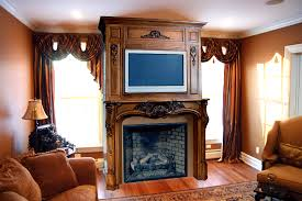 Fireplace Mantels For Tv by Plasma Mantel Custom Plasma Mantel Plasma Television Mantel Plasma