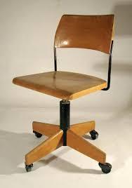 chaise de bureau en bois à chaise de bureau en bois fauteuil bureau bois chaise a accoudoirs