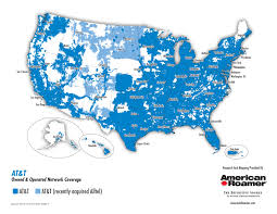 Verizon Coverage Map Arizona by At And T Coverage Map My Blog