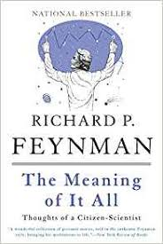 amazon com the meaning of it all thoughts of a citizen scientist