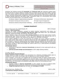 R D Resume Sample by Consultant Resume Sample